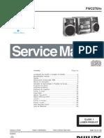 Philipa FWC-270 Mini System