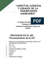 Aspectos Clinicos y Legales de La