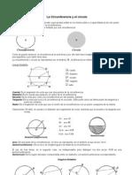 Circunferencia y El Circulo