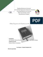 Constitucion Del 61 y 99