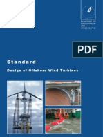 BSH-Standards for Design Offshore WT
