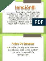 La Migracion _oficcial