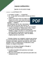 Lenguajes Multimedia Les Google+