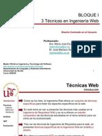 03-Técnicas para requisitos Web