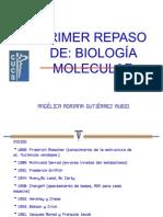 Biologia Molecular Repaso
