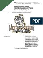 Desarrollo Habilidades Comunicacionales (Memorización)