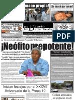 El Diario de la Tarde 26 de Octubre de 2011