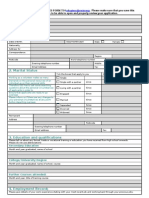 VSO Application Form