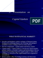 Lecture on Capital Market1