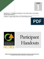Culture Acad1 Handouts