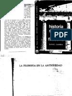 Historia Sencilla de la Filosofía - R.Gambra p.43-223