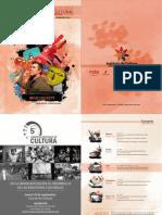 Agenda Cultural - Soboreo Cinthia - TPNº4 - TDG3- UNNE-DG