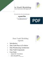 Govindarajan Data Vault
