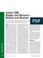 Global LNG Supply and Demand