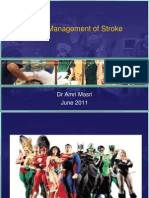Acute Management of Stroke
