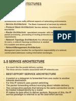 1.4 Architectures