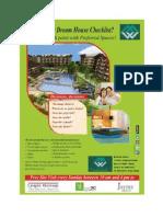 Dream House Checklist