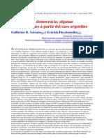 Unidad 5 Aureleano y Ducatenzeiler Corrupción y Democracia