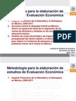 Metodologia de Analisis cos Mexico