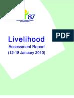 HOPE`87 Livelihood Assessment