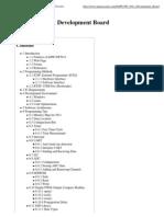 DsPIC30F 5011 Development Board - Open Circuits