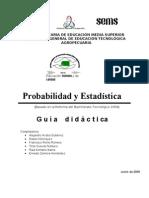 AntologíaProbabilidadEstadística - CBTa