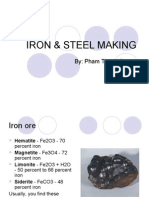 Unit 7 Iron and Steel Making