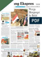 Koran Padang Ekspres | Kamis, 27 Oktober 2011