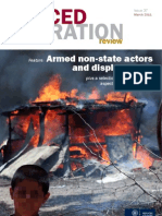 2011 - Talking to Armed Groups (FMR)