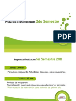 Presentación Propuesta Segundo Semestre UTFSM