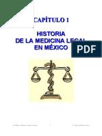 01 Historia de La Medicina Legal