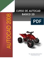 AutoCAD 2008 Diseño 2D