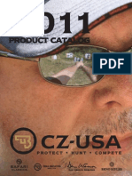 CZ-USA 2011 Product Catalog