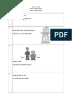 Soalan peperiksaan matematik tahun 2 kertas 2, year 2 paper 2 semester 2 2011-