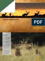 Browning Hunting and Shooting 2011