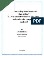 Marketing Views 2011