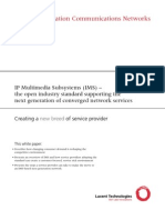 IMS Next Gen Comm Networks 080905