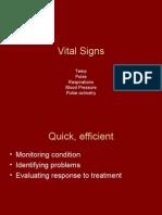 RNSG 1105 Vital Signs