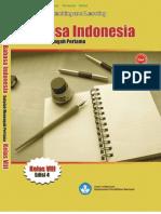 Kelas VIII SMP Bahasa Indonesia Kisyani Laksono