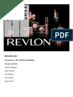 Revlon Case Final