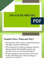 Transfer Prcing