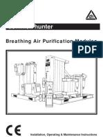 307 Domnick Hunter Air Compressor