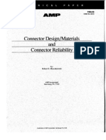 Connector Design Materials
