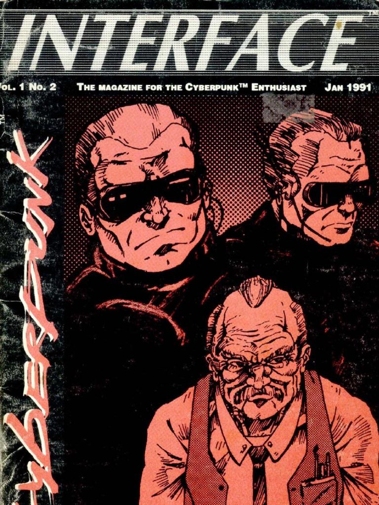 List of Cyberpunk books