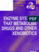 Enzyme System That Metabolise Drugs