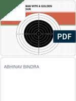 Abhinav Bindra PPT