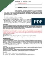 Thailand and Bangkok Flood Situation Report - 27 October 2011