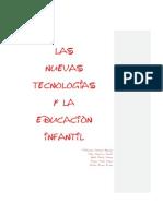 Las Nuevas Tecnologias y la Educación Infantil (trabajo grupo)