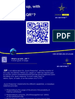 "What's up with ""QR""? - Presentation 11.2011"