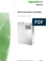Humidifier - Manual